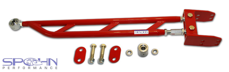93-02 Fbody Spohn Performance Standard Duty Adjustable Crossmember Mounted Torque Arm - Arm & Thrustator Rotator Only