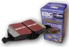 98-02 LS1/V6 EBC Ultimax Brake Pad(Rears)