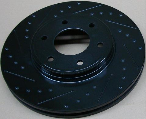 93-02 F-Body RPM Speed Black Zinc Plated Rotors (All 4)