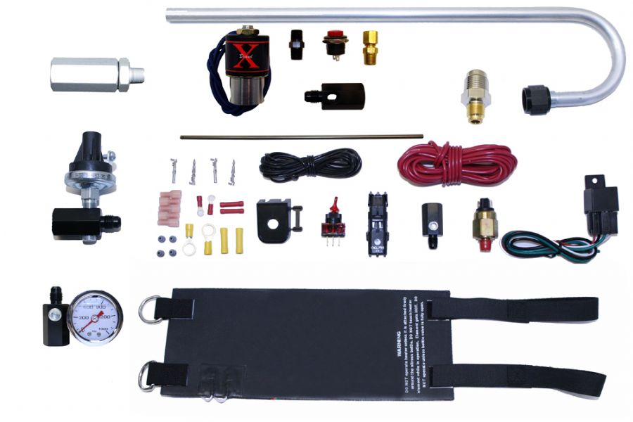 Brand X Stage 3 Accessory Package for 4AN Systems
