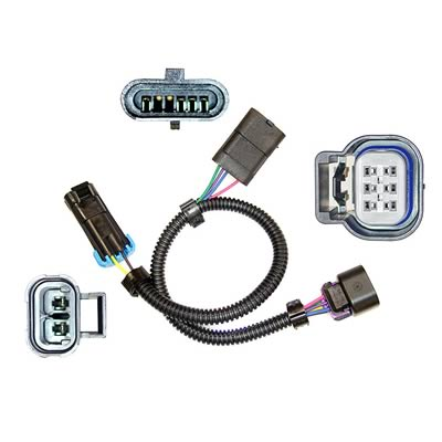 Caspers Electronics GM LS2 Throttle Body Wiring Harness Adapters