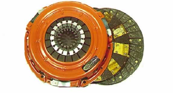 98-02 LS1 Centerforce Dual Friction Clutch