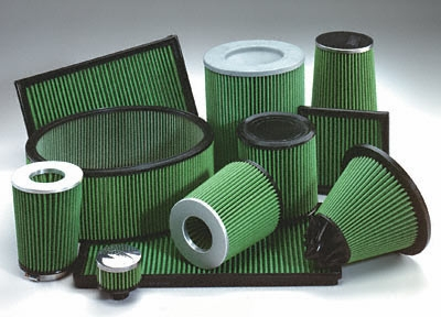 93-97 LT1/V6 Green High Perf. Air Filter