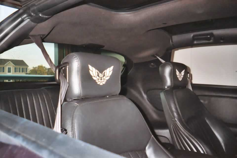 93-02 Firebird/Formula/Trans Am Headrest Decals