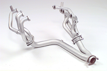 1993 MAC F-body LT1 Mid Length Ceramac Headers with Y-Pipe