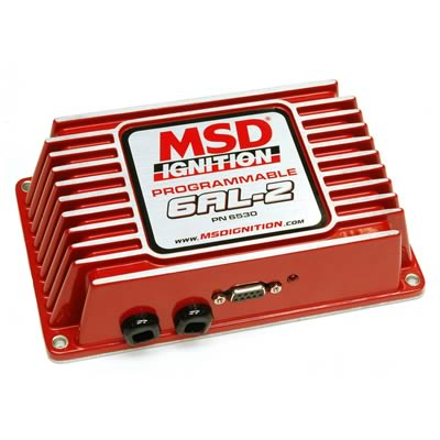 MSD Programmable Digital 6AL-2 Ignition Box