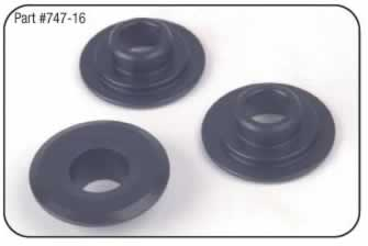 98-02 LS1 Comp Cams Steel Retainers (For Stock Springs)