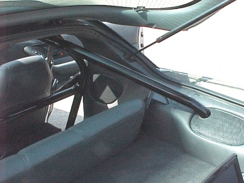 93 02 Fbody Wolfe Race Craft 6 Point Weld In Roll Bar