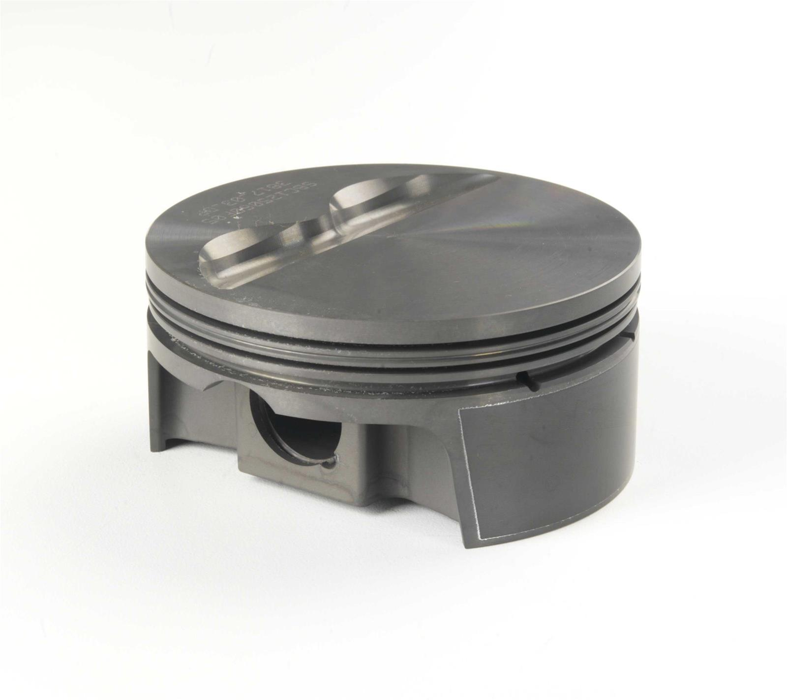 Mahle PowerPack Piston and Ring Kit, Forged, 3.800 in. Bore,